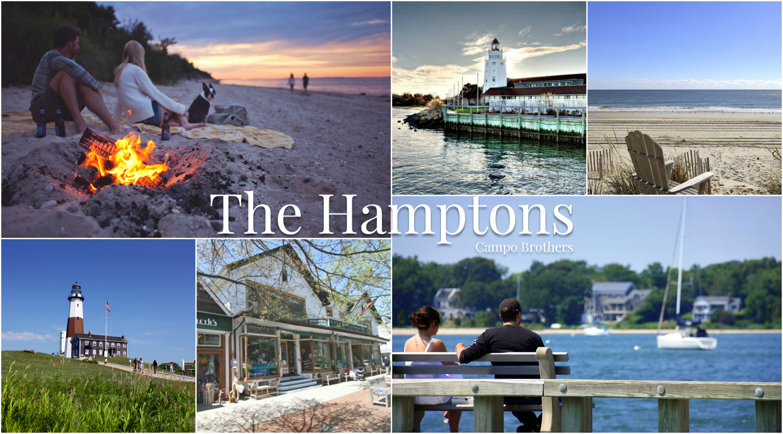 Campo Brothers At The Hamptons