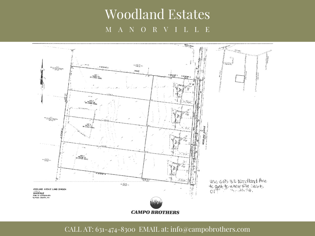 Site plans campo brothers starting available prices for Preferred plans