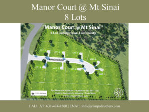 Manor Court MT Sinai